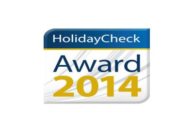 Holiday Check Award 2014